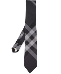 Burberry London   Checked Tie One