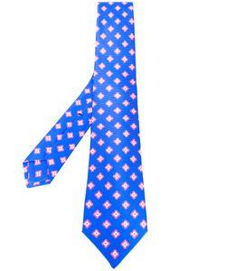 Kiton | Medallion Pattern Tie One
