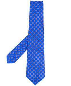 Kiton | Woven Pattern Tie One