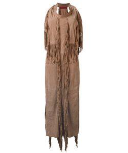 Di Liborio | Fringed Maxi Dress