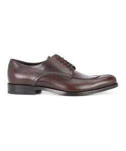 Salvatore Ferragamo | Gustav Lace-Up Shoes 11