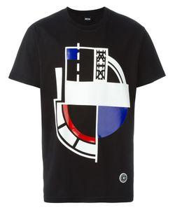 KTZ   Front Print T-Shirt