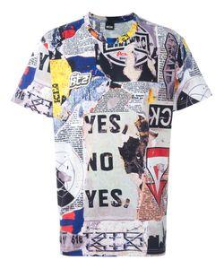 KTZ   Collage Print T-Shirt