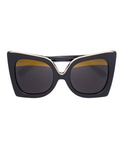 Linda Farrow | Oversized Sunglasses Acetate