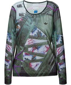 Mary Katrantzou X Adidas Originals | Sneaker Print T-Shirt