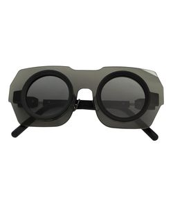 Kuboraum | Oversized Sunglasses Adult Unisex Acetate/Glass