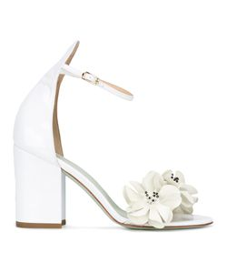 GIANNICO | Studded Flowers Sandals 36