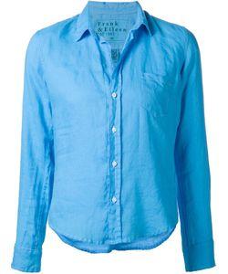Frank & Eileen | Contrasting Stitching Shirt