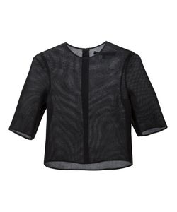 Dominic Louis | Mesh Blouse