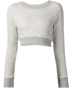 Dominic Louis | Cropped Sweatshirt