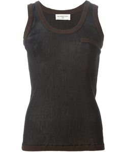 Veronique Leroy | Contrast Trim Tank Top
