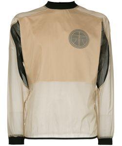 Astrid Andersen | Sheer Panelled Sweatshirt
