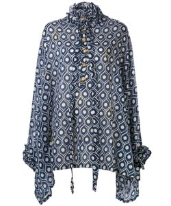 Yvonne S | Cape Blouse