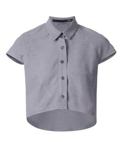 0dd. | Cropped Shirt