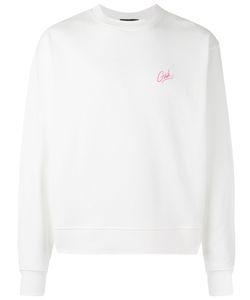 Alexander Wang | Embroidered Sweatshirt 48