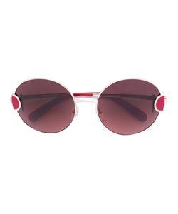 Salvatore Ferragamo | Round Sunglasses Acetate/Metal Other