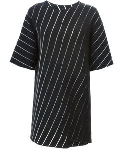 Klar | Striped Wrap T-Shirt