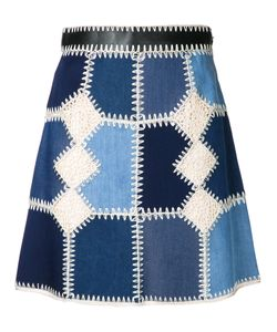 Loveless | Patchwork Crochet Skirt 7