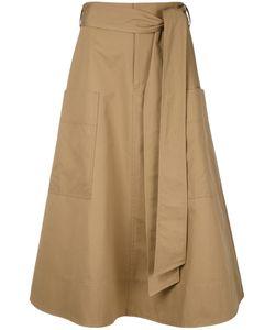 Le Ciel Bleu | A-Line Chino Skirt Size 36