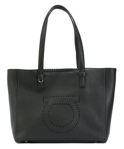Salvatore Ferragamo | Embroidered Tote Bag