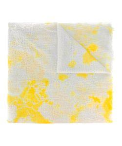 Suzusan | Printed Scarf Cashmere