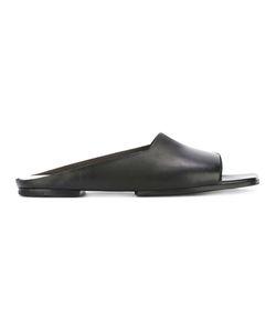 Marsèll | Open Toe Slip-On Sandals