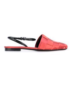 Marco de Vincenzo | Woven Slipper Sandals