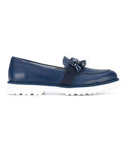 Hogan | Embellished Loafers 37