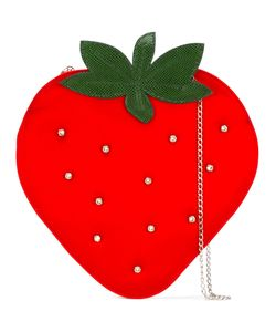 Charlotte Olympia | Strawberry Clutch
