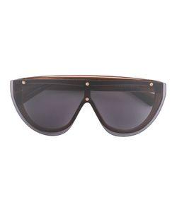 Dion Lee   Mono Sunglasses Nylon/Acetate