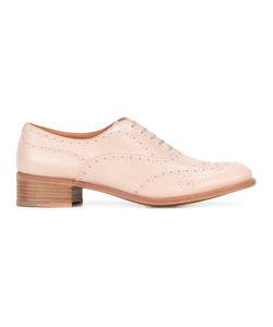 Church's | Chunky Heel Brogue Shoes Size 38