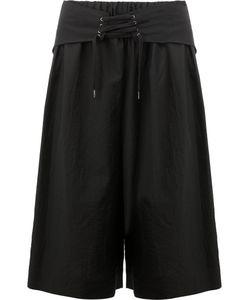 Yang Li | Waist-Tie Detail Shorts Size 46