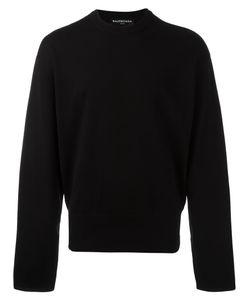Balenciaga | Ribbed Detail Jumper Size Small