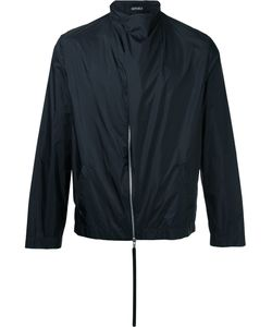 Berthold | Wrap Neck Lightweight Jacket