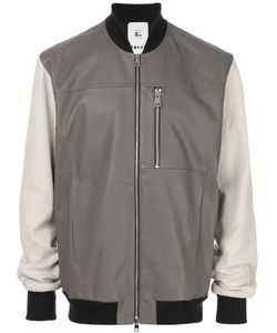 Lost And Found Rooms | Zipped Chest Bomber Jacket