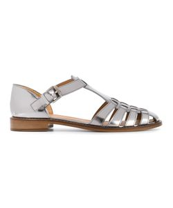 Church's | Buckled Flat Sandals Size 37