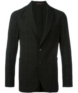 The Gigi | Checked Blazer Size 50