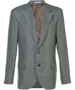 Brunello Cucinelli | Single Breasted Blazer Size 58