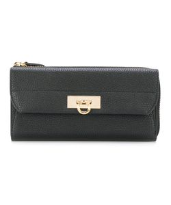 Salvatore Ferragamo | Gancio Bar Zip Wallet Calf