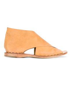 Officine Creative | Zipped Sandals 40