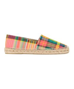 Paul Smith | Checked Espadrilles Size 11