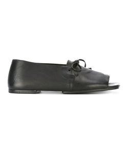 Marsèll | Open Toe Ballerina Shoes