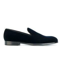 Dolce & Gabbana   Milan Velvet Slippers