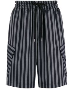 Cmmn Swdn | Striped Shorts Size 48