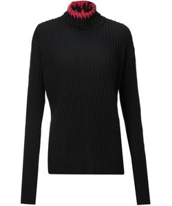 Akane Utsunomiya | Ribbed Roll Neck Sweater