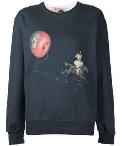 Jenny Fax   Print Sweatshirt