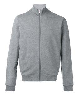 Z Zegna | High Neck Zipped Sweatshirt