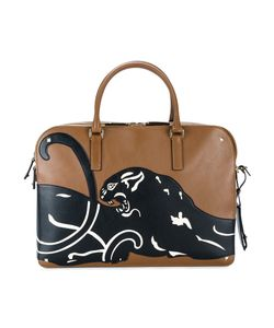 Valentino | Garavani Panther Briefcase Leather/Metal Other
