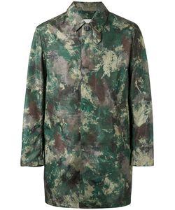 Mackintosh | Camouflage Print Coat 42
