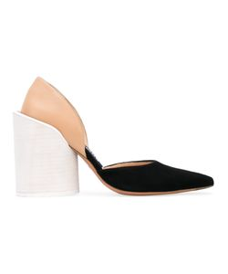 Jacquemus | Chunky Heel Pointed Pumps Women
